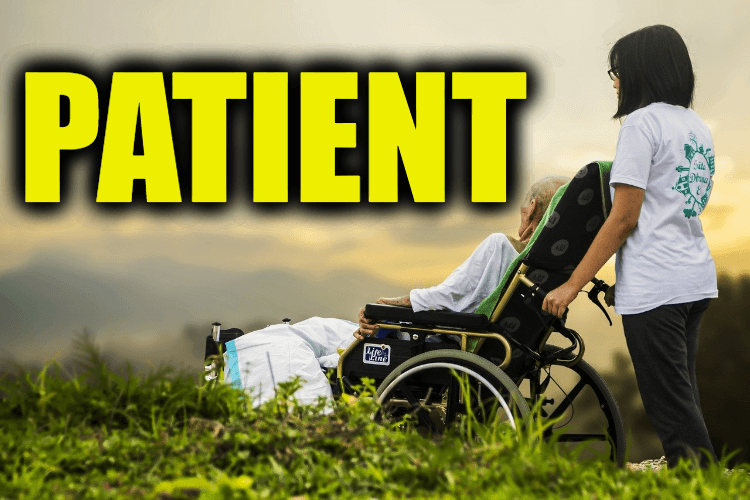 """Use Patient in a Sentence - How to use """"Patient"""" in a sentence"""