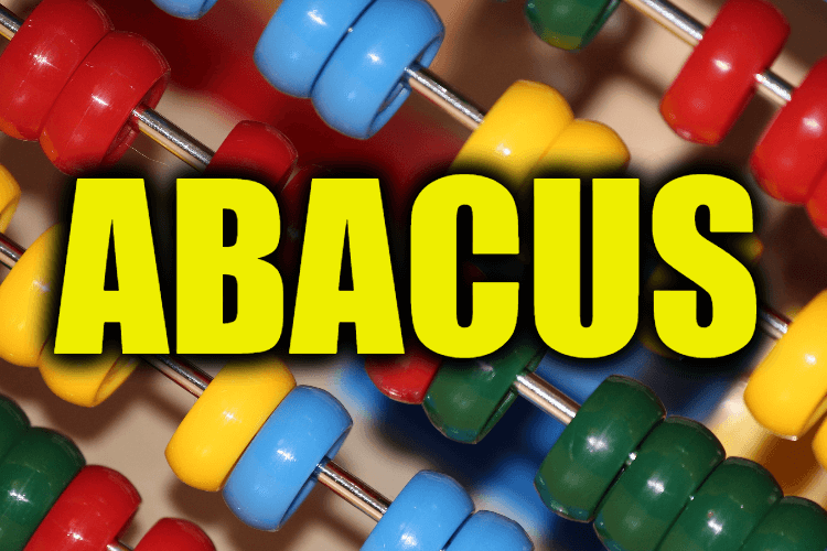 """Use Abacus in a Sentence - How to use """"Abacus"""" in a sentence"""