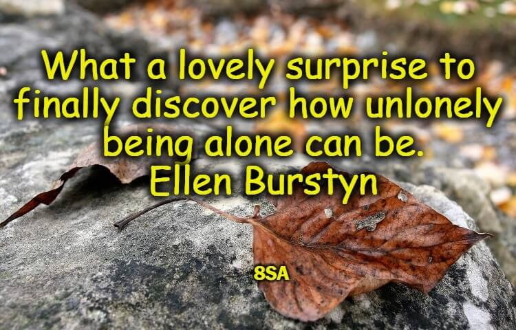 Quotes About Loneliness and Being Alone