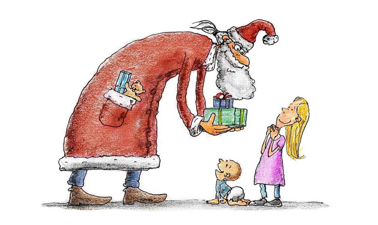 Christmas Summary for Children : The Meaning of Christmas