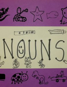 use nouns in a sentence
