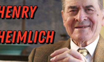 Henry Heimlich Biography - Inventor of the Heimlich Maneuver