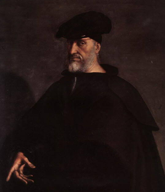 Andrea Doria Biography - Genoese Soldier of Fortune, Admiral, and Statesman