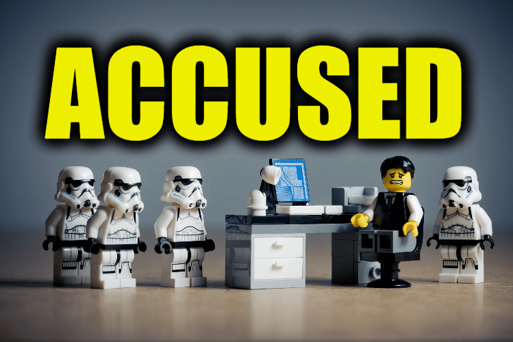 """Use Accused in a Sentence - How to use """"Accused"""" in a sentence"""