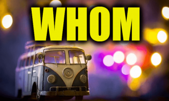 "Use Whom in a Sentence - How to use ""Whom"" in a sentence"
