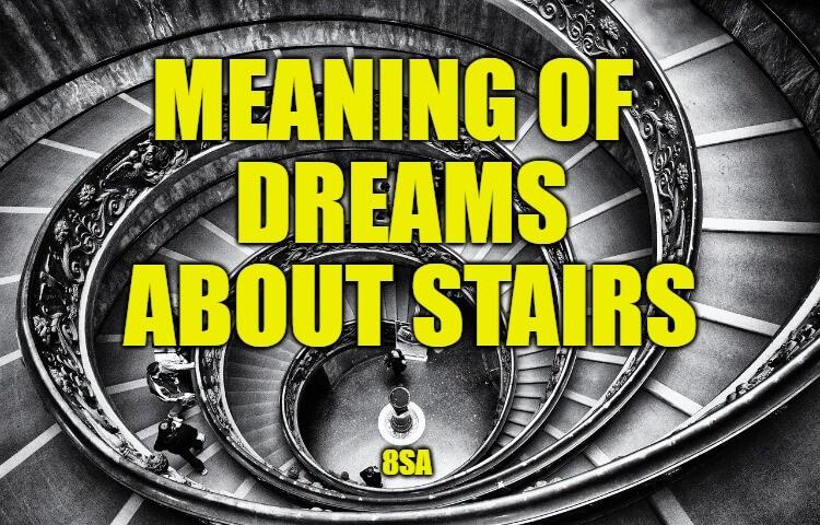 stairs dream