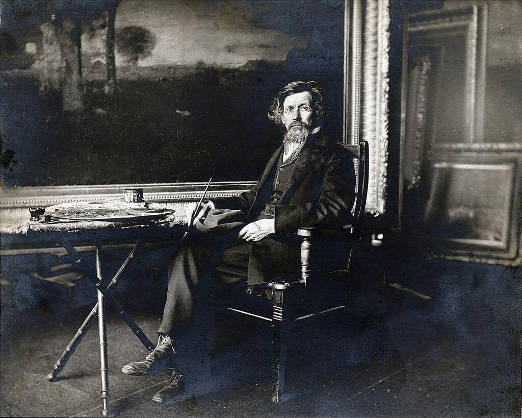 George Inness (American Landscape Painter)