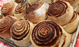 What is National Cinnamon Roll Day and Activities (October 4)