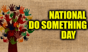What is National Do Something Nice Day and Acitivities (October 5)