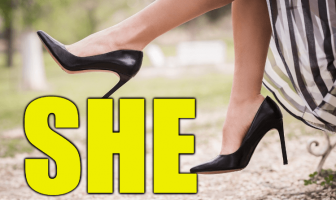 "Use She in a Sentence - How to use ""She"" in a sentence"