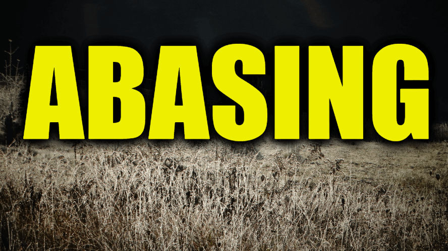 """Use Abasing in a Sentence - How to use """"Abasing"""" in a sentence"""