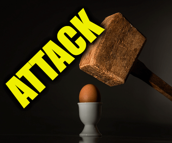 """Use Attack in a Sentence - How to use """"Attack"""" in a sentence"""
