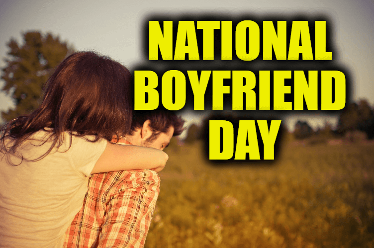 What is National Boyfriend Day and Activities (October - 3)