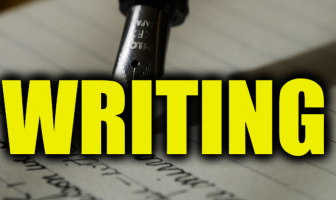 """Use Writing in a Sentence - How to use """"Writing"""" in a sentence"""