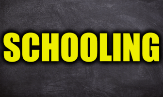"Use Schooling in a Sentence - How to use ""Schooling"" in a sentence"