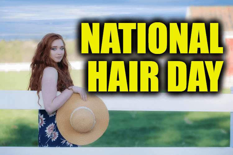 What is National Hair Day and Activities (October 1)
