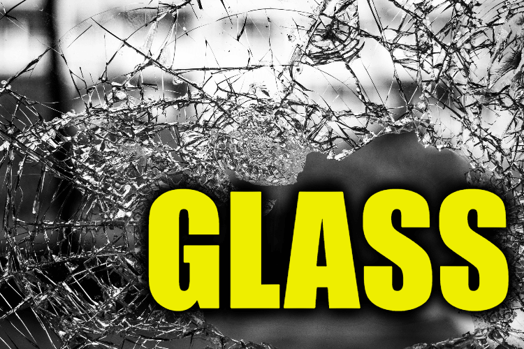 """Use Glass in a Sentence - How to use """"Glass"""" in a sentence"""