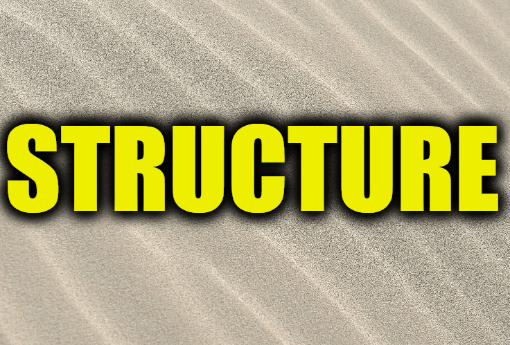 """Use Structure in a Sentence - How to use """"Structure"""" in a sentence"""