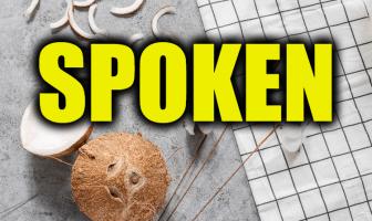 "Use Spoken in a Sentence - How to use ""Spoken"" in a sentence"