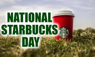 What is National Starbucks Day and Activities (September 29)