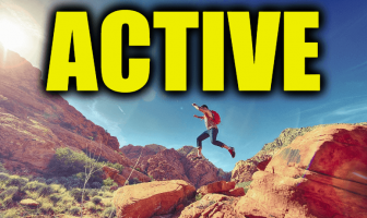 "Use Active in a Sentence - How to use ""Active"" in a sentence"
