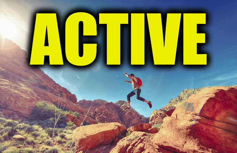 """Use Active in a Sentence - How to use """"Active"""" in a sentence"""