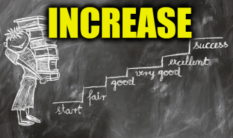 """Use Increase in a Sentence - How to use """"Increase"""" in a sentence"""