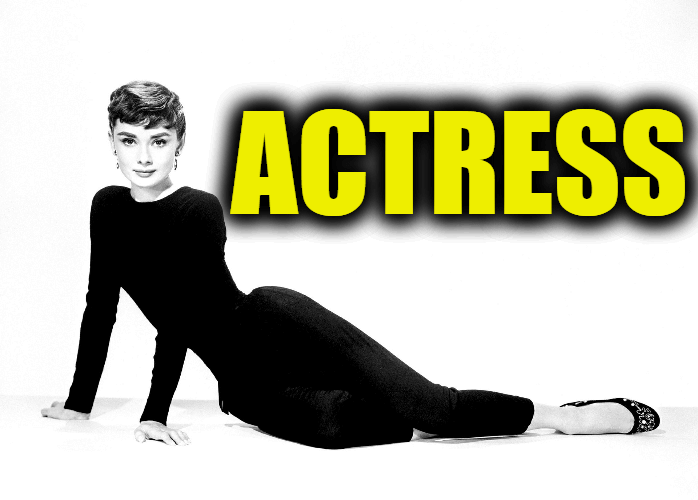 "Use Actress in a Sentence - How to use ""Actress"" in a sentence"