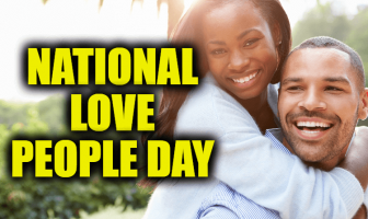 National Love People Day Activities & Why We Love National Love People Day