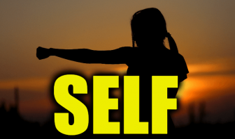 "Use Self in a Sentence - How to use ""Self"" in a sentence"
