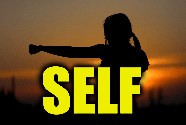 """Use Self in a Sentence - How to use """"Self"""" in a sentence"""