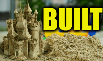 """Use Built in a Sentence - How to use """"Built"""" in a sentence"""