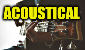 "Use Acoustical in a Sentence - How to use ""Acoustical"" in a sentence"