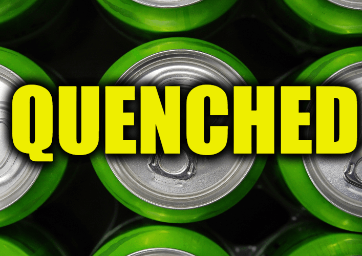 """Use Quenched in a Sentence - How to use """"Quenched"""" in a sentence"""
