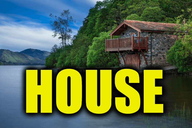 """Use House in a Sentence - How to use """"House"""" in a sentence"""