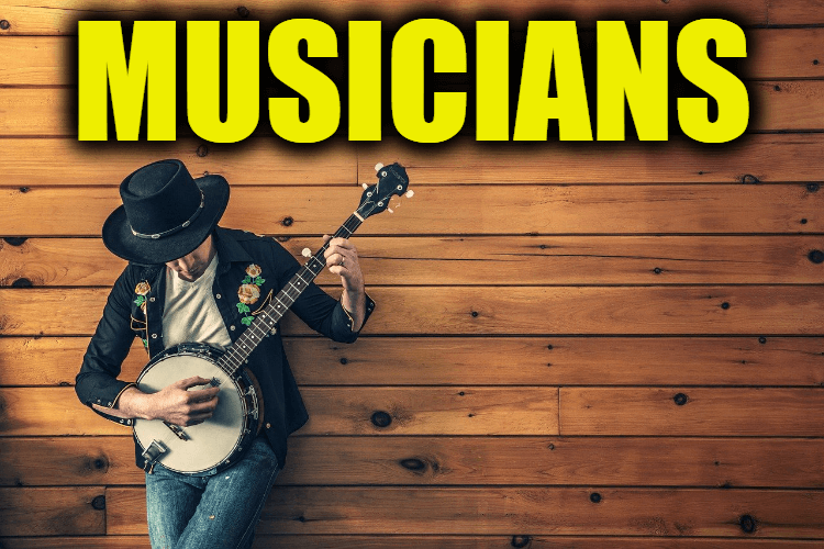 """Use Musicians in a Sentence - How to use """"Musicians"""" in a sentence"""