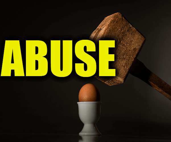 "Use Abuse in a Sentence - How to use ""Abuse"" in a sentence"