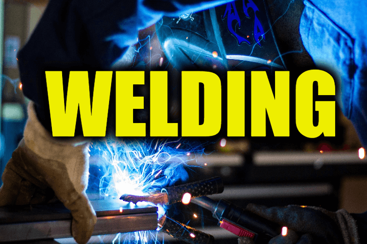 """Use Welding in a Sentence - How to use """"Welding"""" in a sentence"""