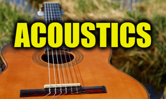 "Use Acoustics in a Sentence - How to use ""Acoustics"" in a sentence"