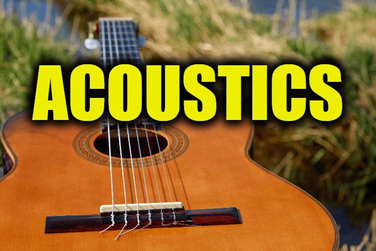 """Use Acoustics in a Sentence - How to use """"Acoustics"""" in a sentence"""