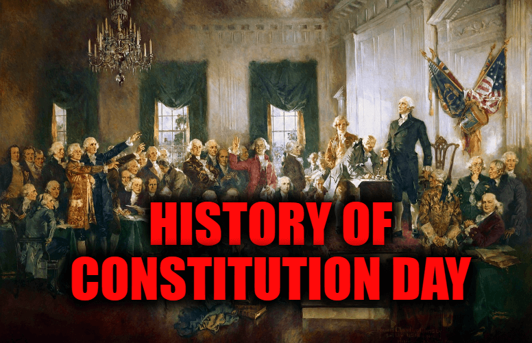 History of Constitution Day