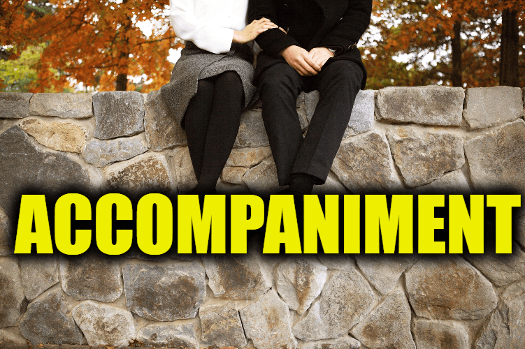 """Use Accompaniment in a Sentence - How to use """"Accompaniment"""" in a sentence"""