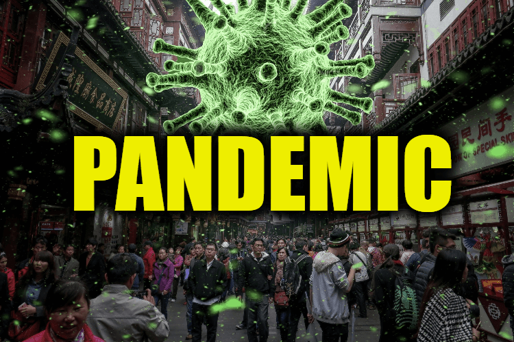 """Use Pandemic in a Sentence - How to use """"Pandemic"""" in a sentence"""