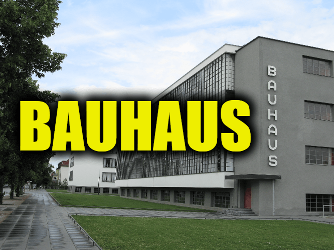 """Use Bauhaus in a Sentence - How to use """"Bauhaus"""" in a sentence"""