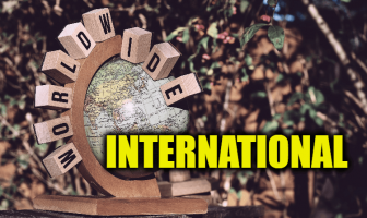 "Use International in a Sentence - How to use ""International"" in a sentence"