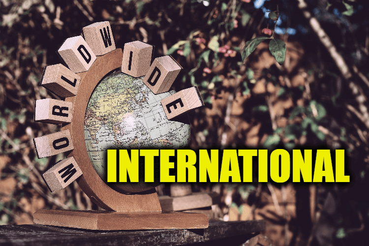 """Use International in a Sentence - How to use """"International"""" in a sentence"""