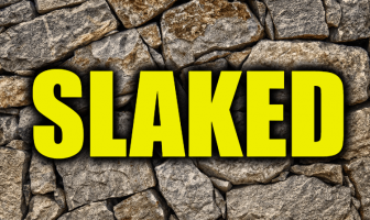 """Use Slaked in a Sentence - How to use """"Slaked"""" in a sentence"""