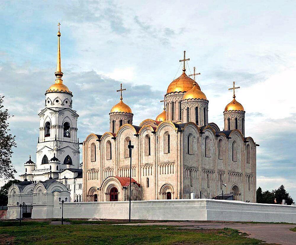 Vladimir-Suzdal White Monuments