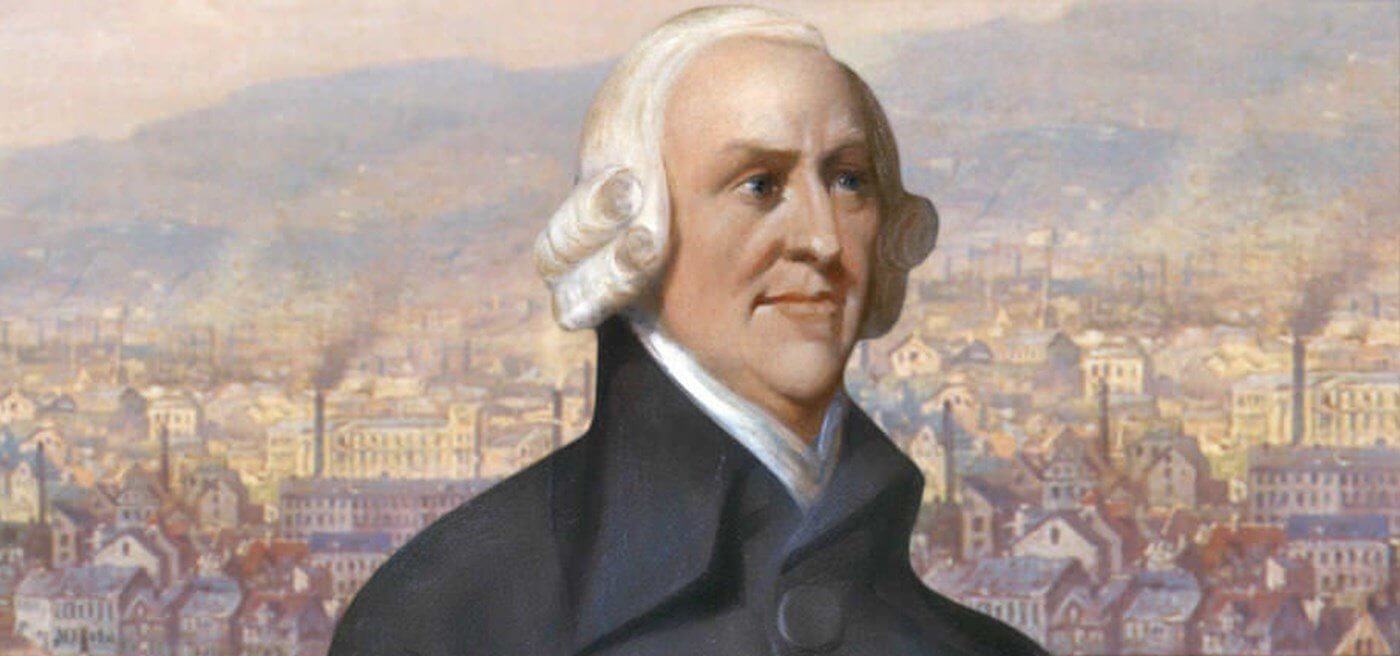 Adam Smith Works And Ideas - Life of the Father of Modern Economy