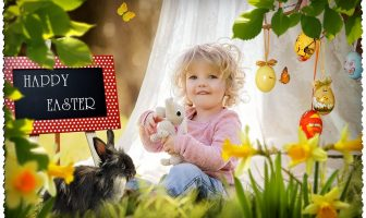 What to write in a Baby's First Easter Cards | Easter Wishes, Messages